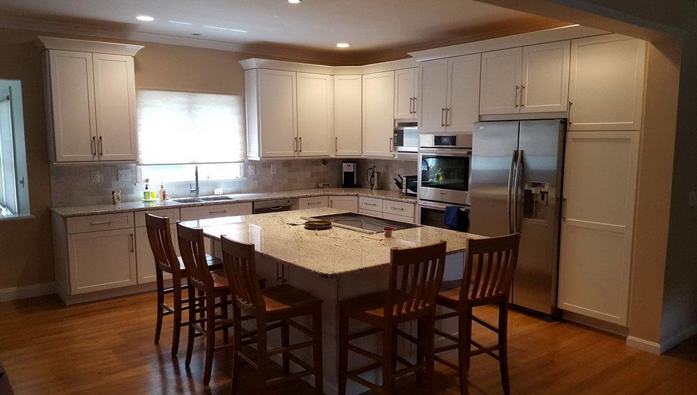 Kitchen Cabinets Riverside