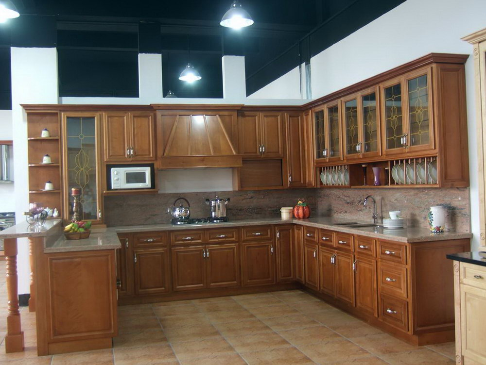 Kitchen Cabinets Wood Doors