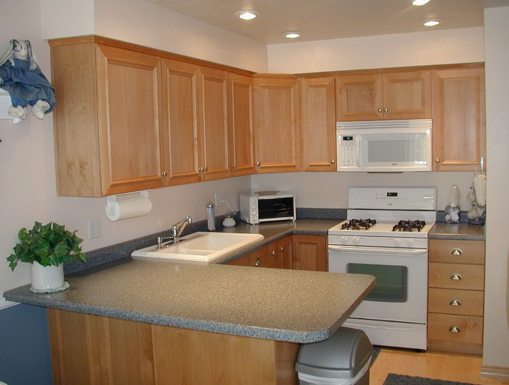 Kitchen Design White Cabinets White Appliances