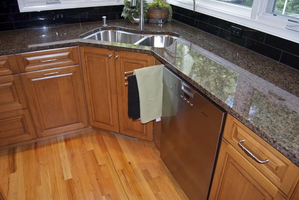 Kitchen Sink Base Cabinet