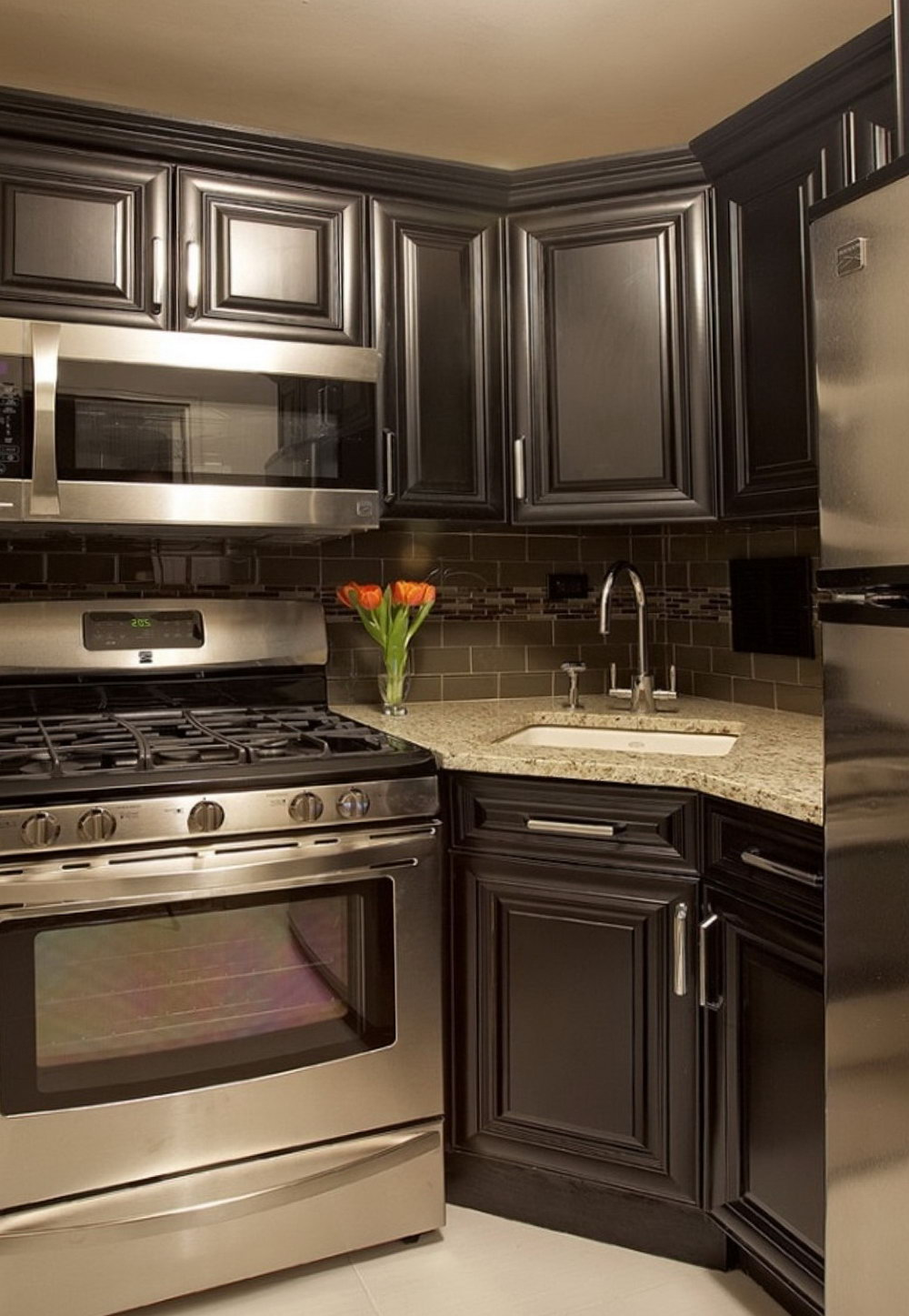 Kitchen Sink Cabinet Design