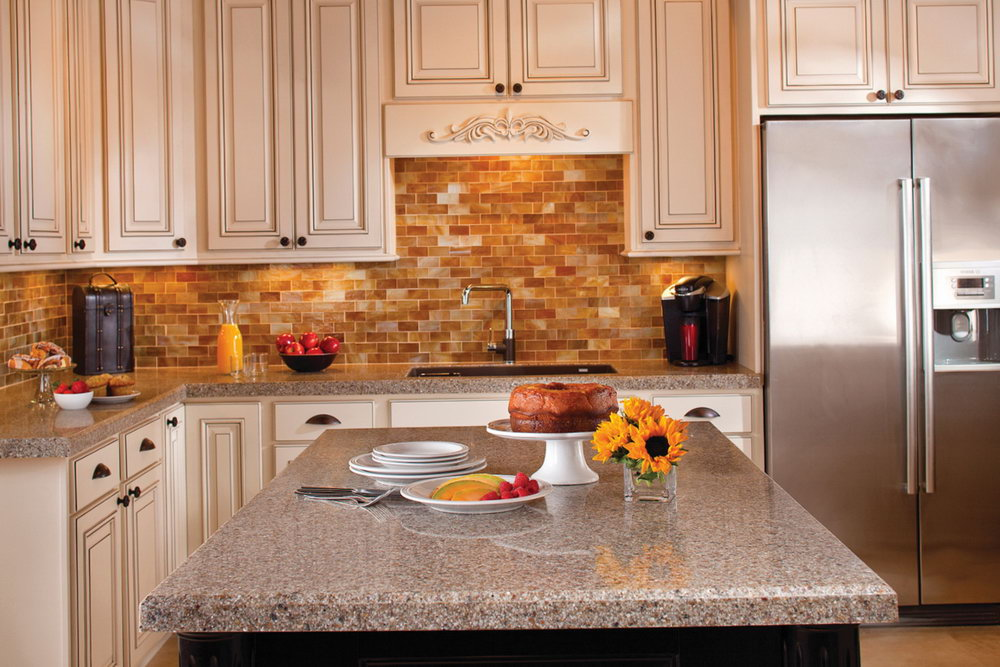 Kitchen Styles With White Cabinets