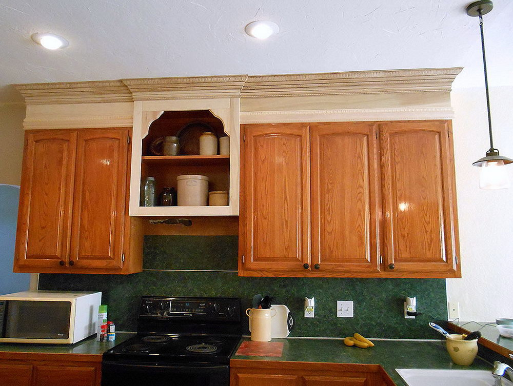 Kitchen Upper Cabinets Dimensions