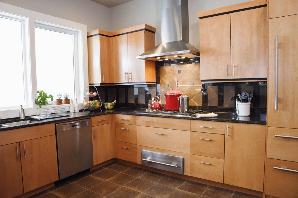 Kitchen Upper Cabinets Ideas