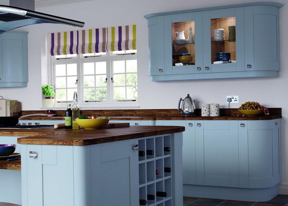 Light Blue Kitchen Cabinets Ikea