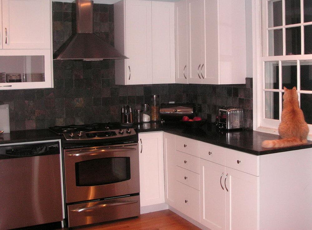 Light Color Kitchen Cabinets