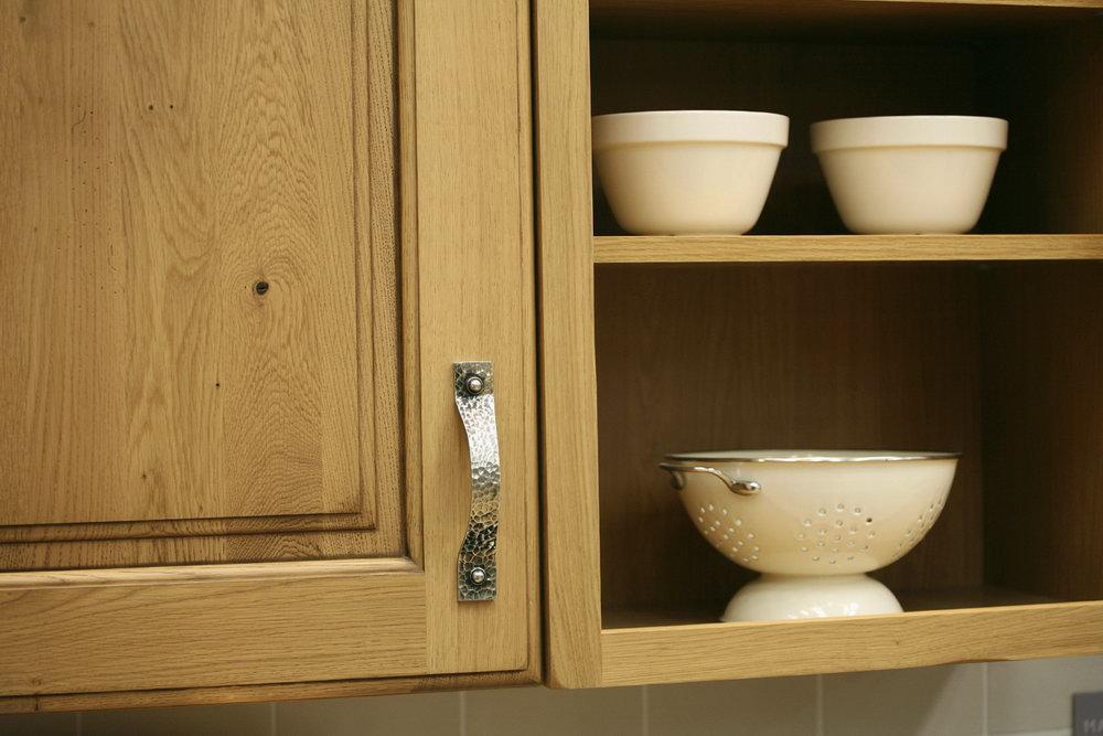 Lockable Kitchen Cabinet