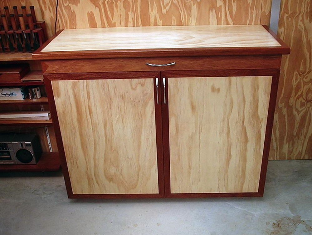Making Kitchen Cabinet Doors From Plywood