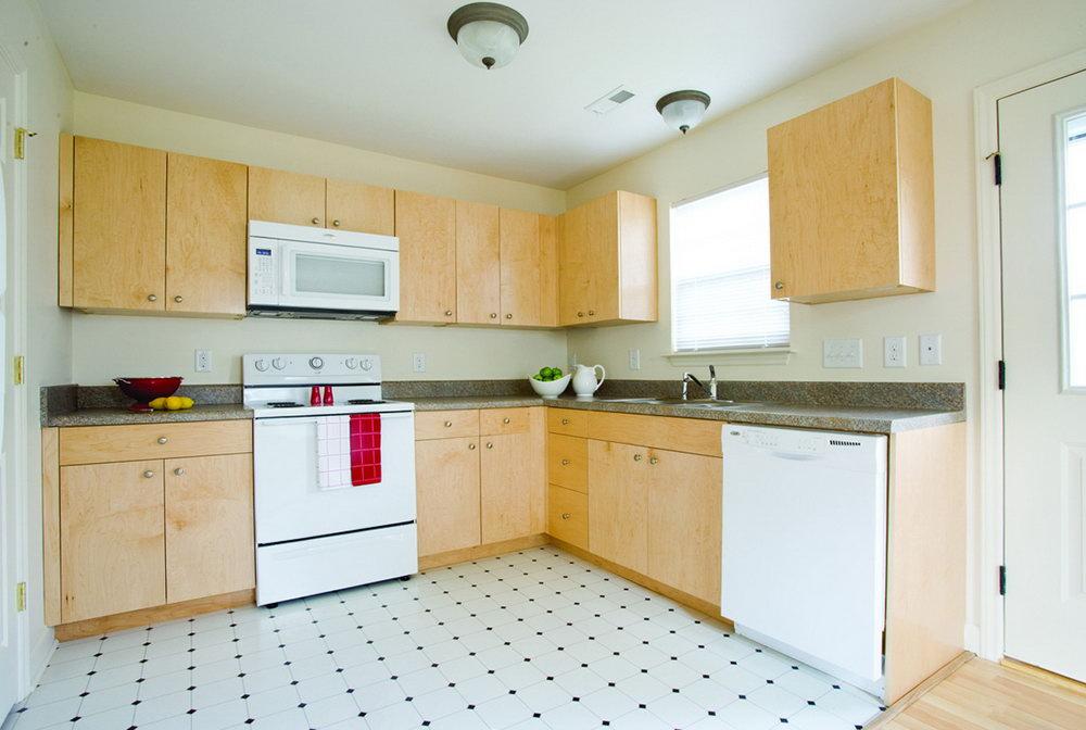 Marine Plywood Kitchen Cabinets