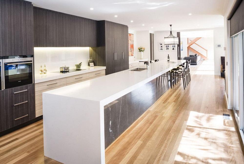 Modern Elegant Kitchen Cabinets