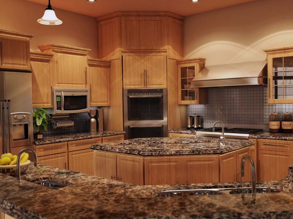 Modern Kitchen Cabinet Materials
