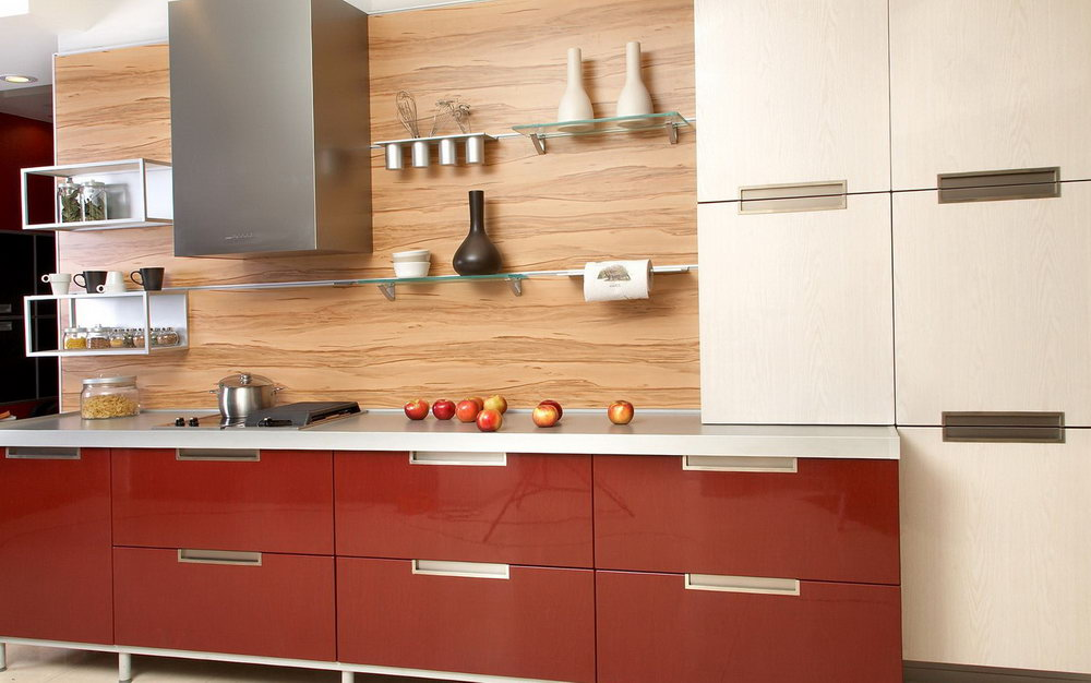 Modern Kitchen Cabinets Online In India