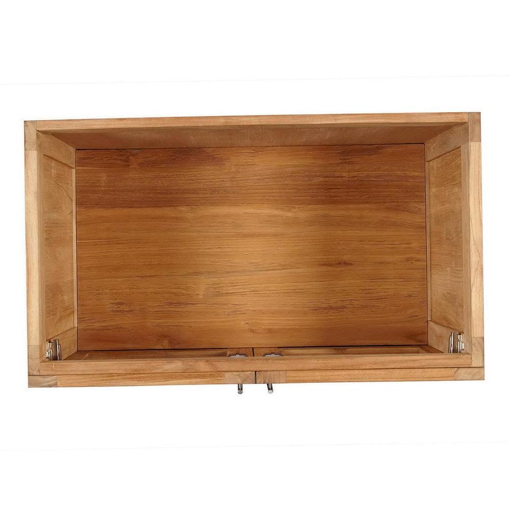 Modern Teak Kitchen Cabinets