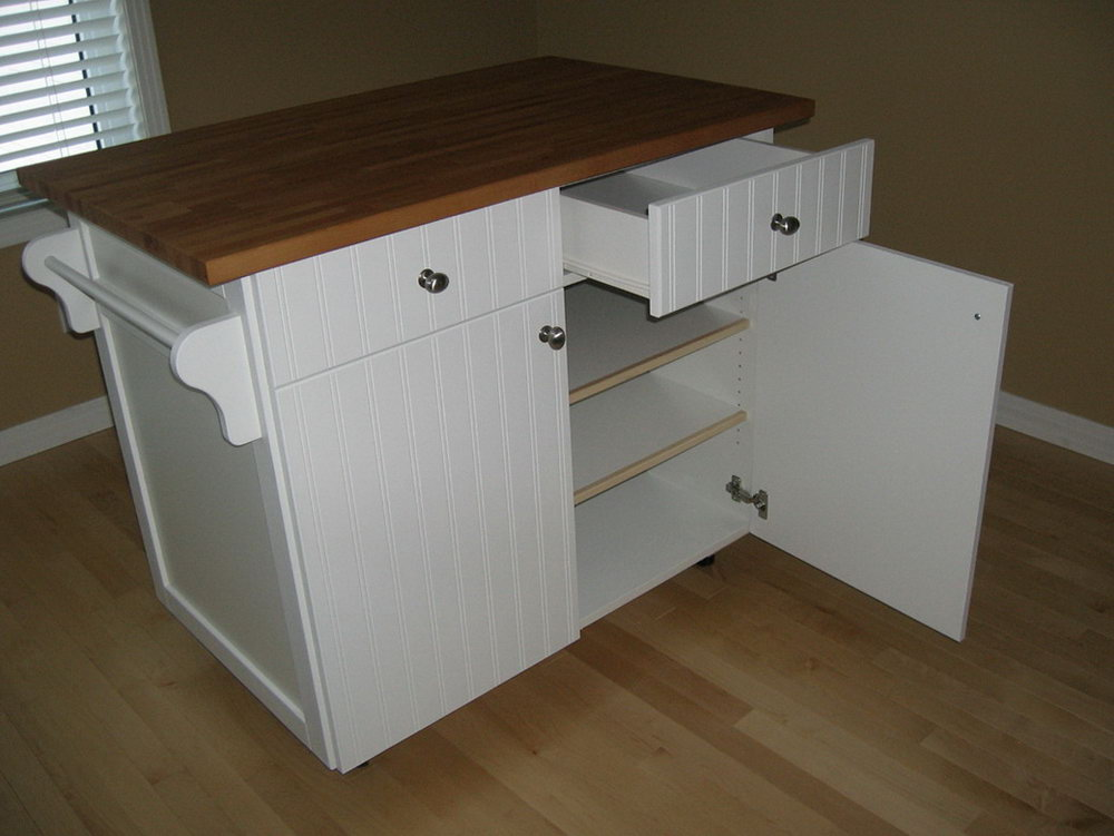 Movable Kitchen Cabinets India
