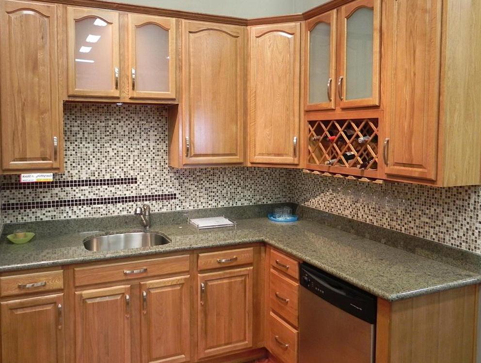 Oak Kitchen Cabinet Ideas
