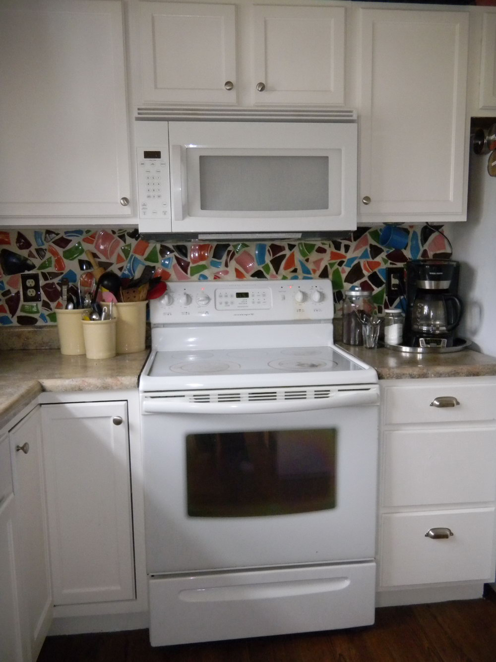 Painting Your Kitchen Cabinets Before And After