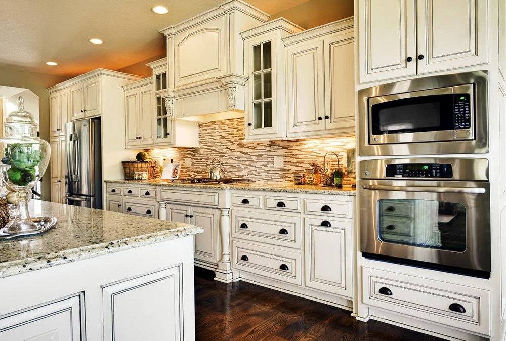 Painting Your Kitchen Cabinets Off White