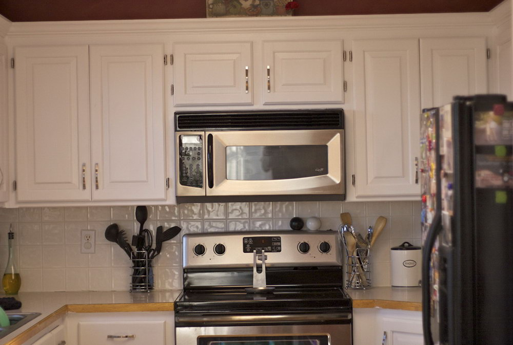 Painting Your Kitchen Cabinets White