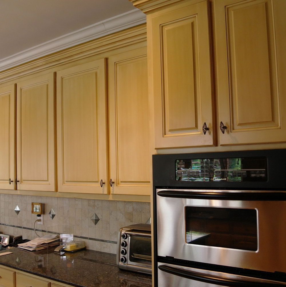 Particle Board Kitchen Cabinets For Sale