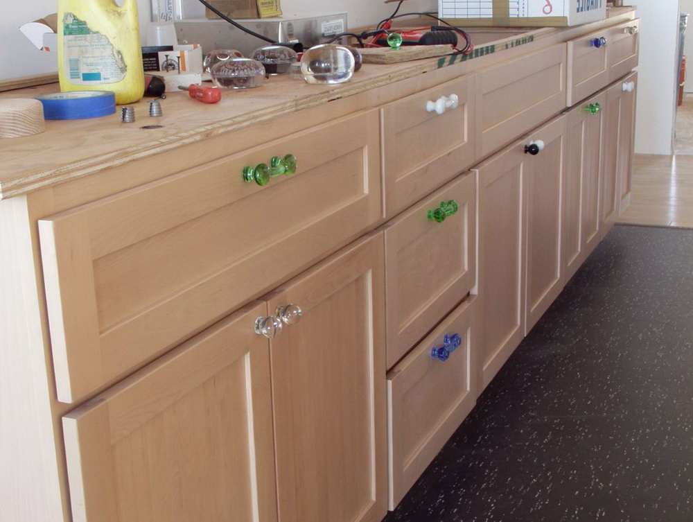 Photos Of Distressed Kitchen Cabinets