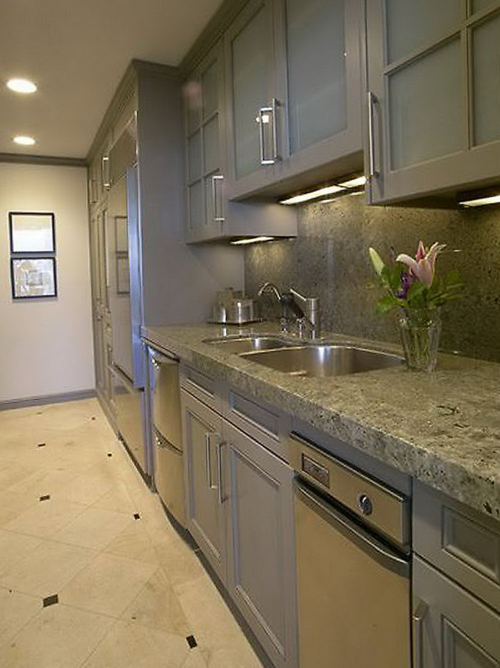 Photos Of Gray Kitchen Cabinets