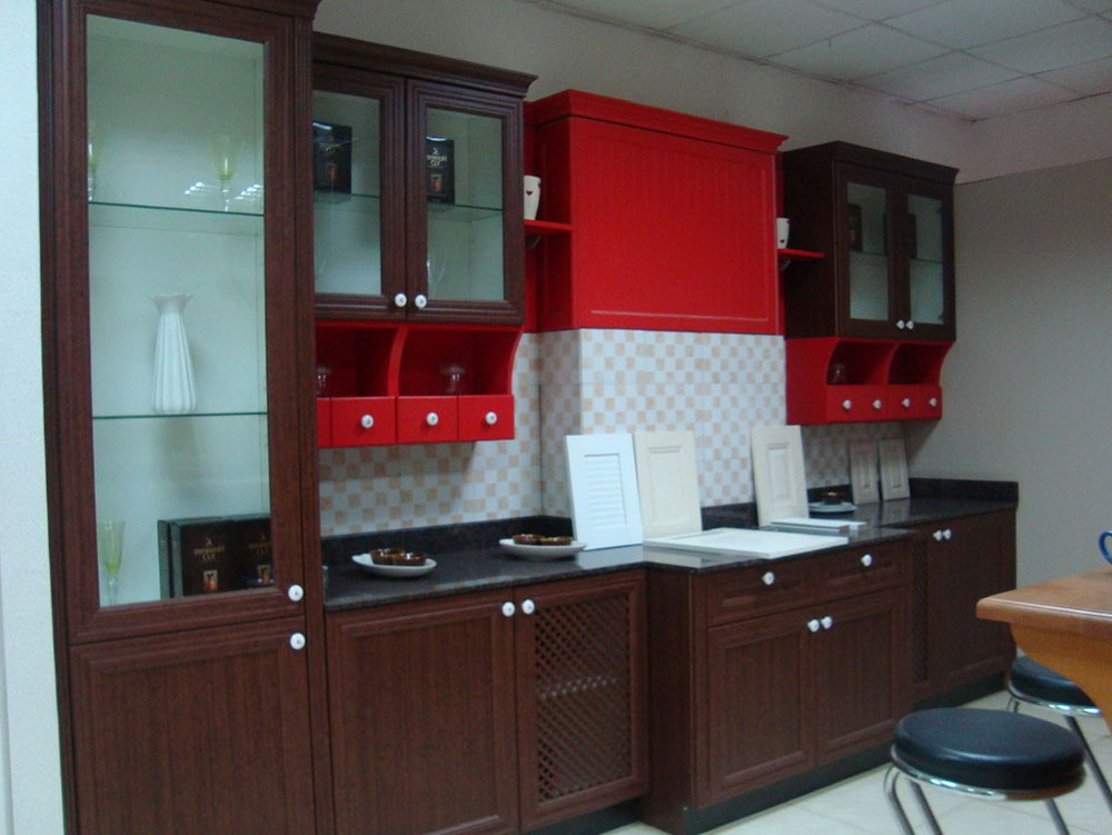 Pvc Kitchen Cabinets Design