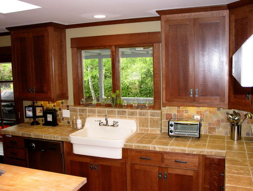 Quarter Sawn Oak Kitchen Cabinets Online