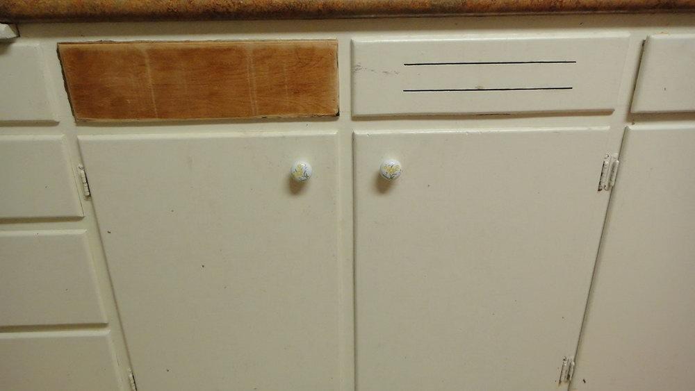 Repair Kitchen Cabinets Water Damage