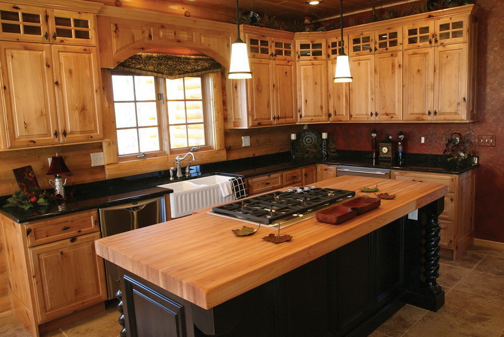 Rustic Kitchen Cabinet Doors