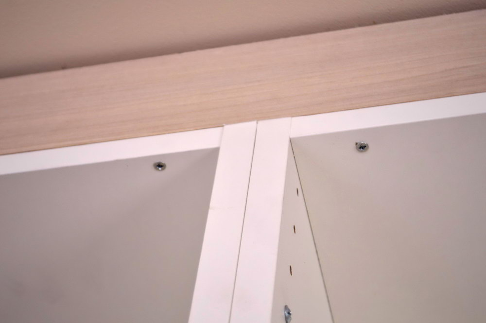 Scribe Molding For Kitchen Cabinets