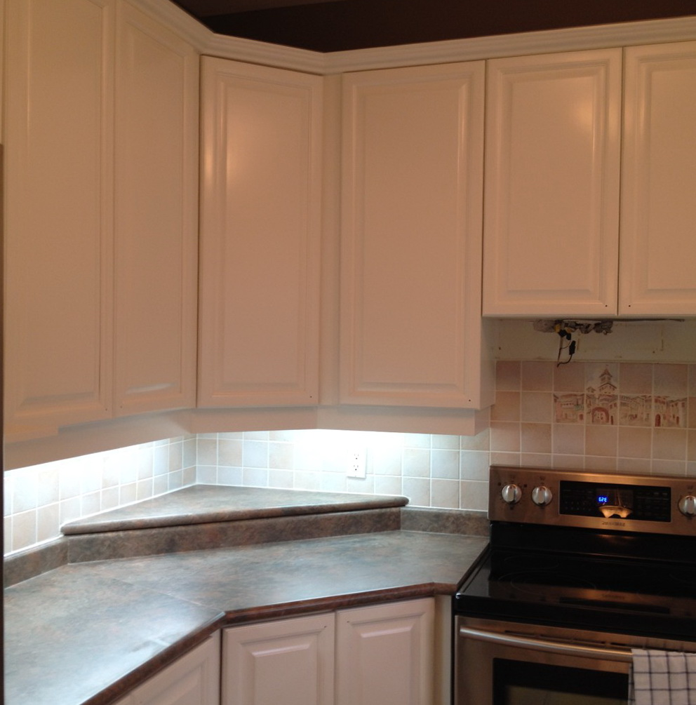 Spraying Kitchen Cabinets Cost