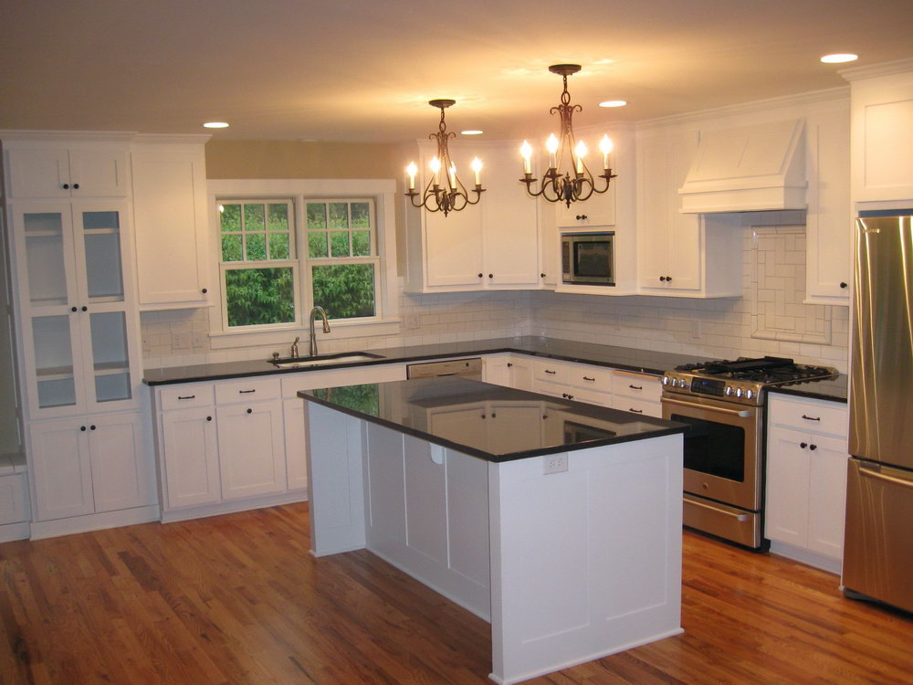Spraying Kitchen Cabinets With Car Paint