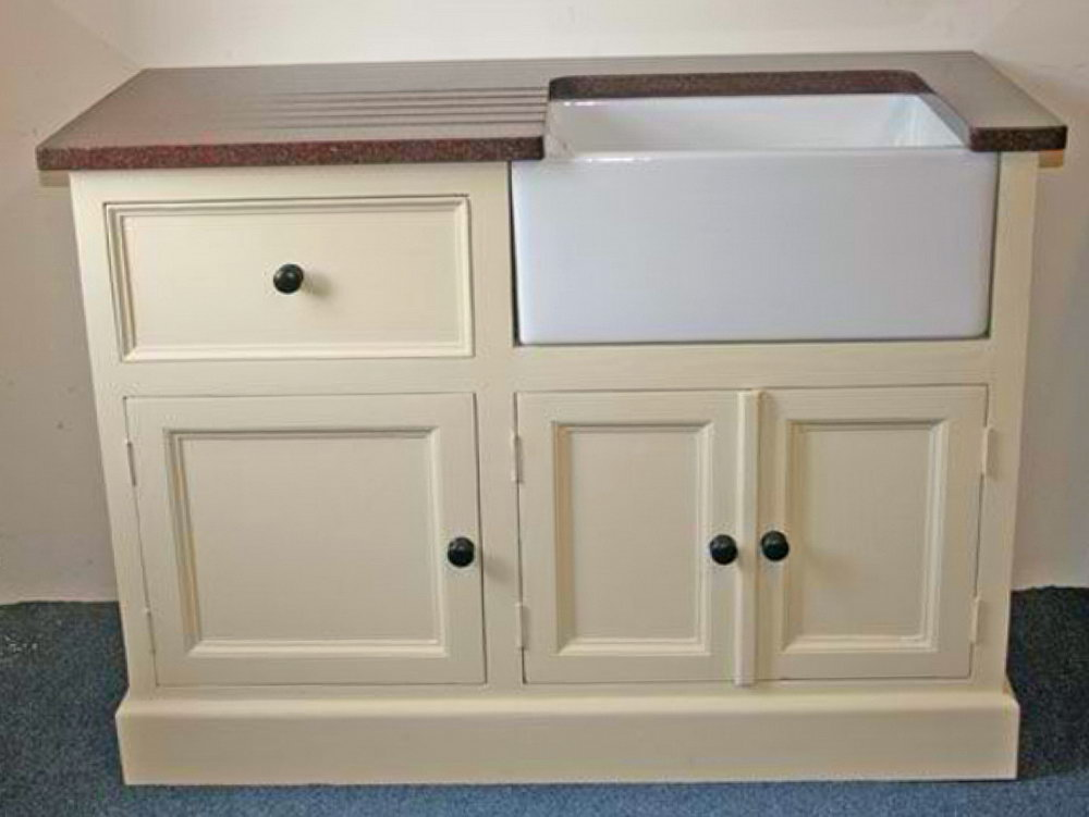 Stand Alone Kitchen Cabinet With Drawers