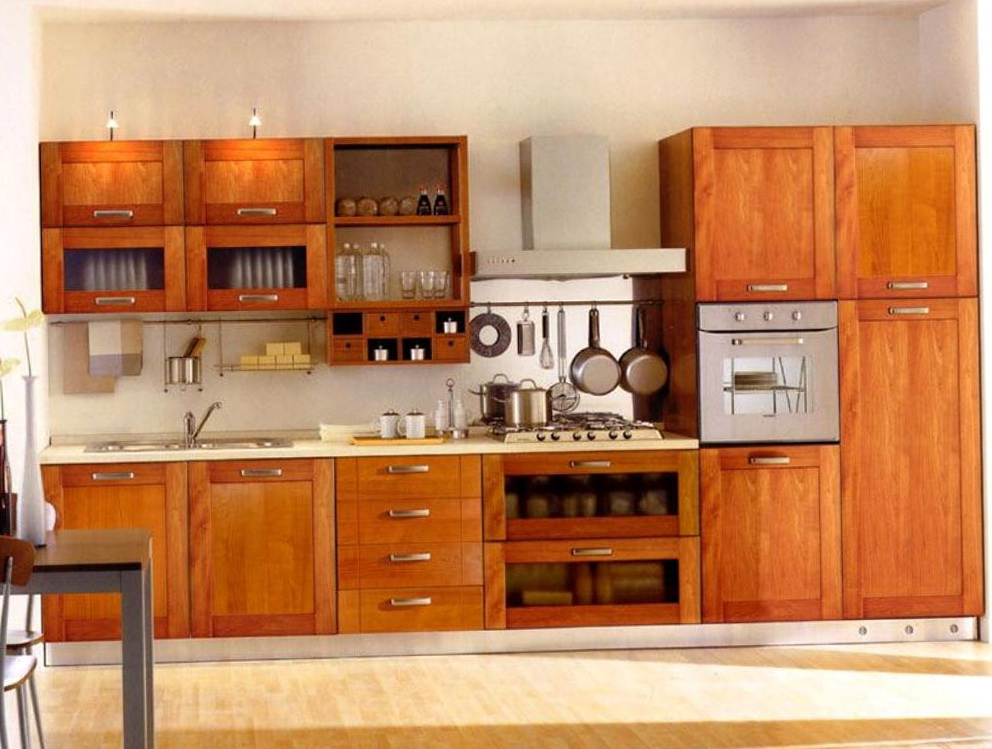 Standard Measurement Of Kitchen Cabinets