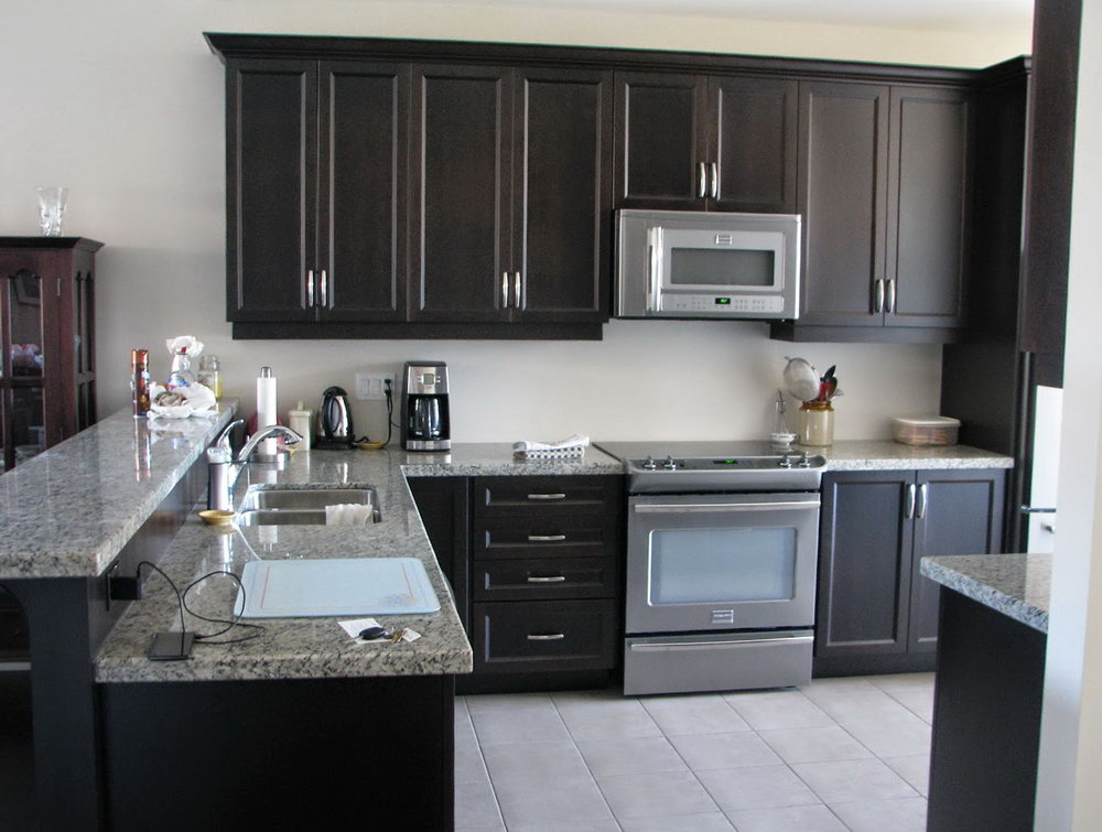 Standard Width Of Kitchen Cabinets