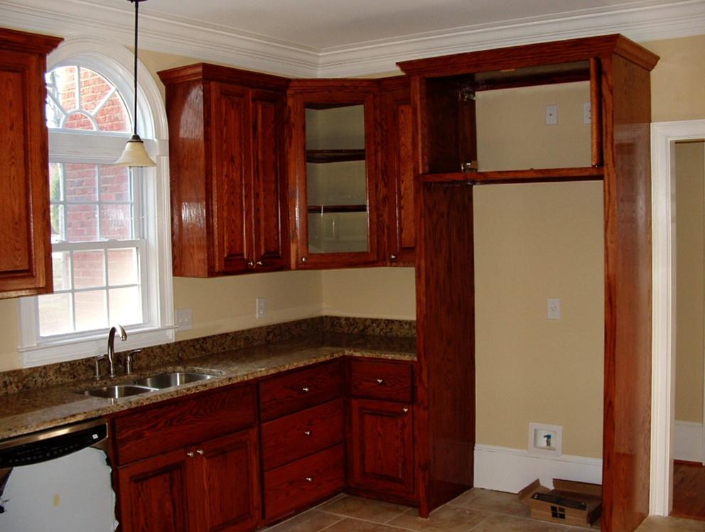 Top Corner Kitchen Cabinet Dimensions