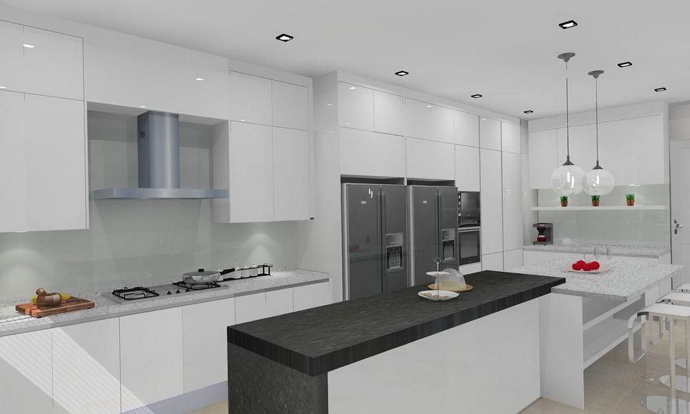 Uneven Kitchen Cabinet Heights