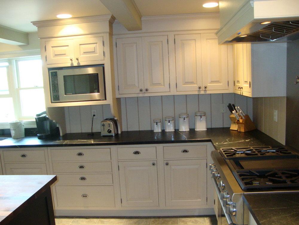 Upper Kitchen Cabinet Height From Floor