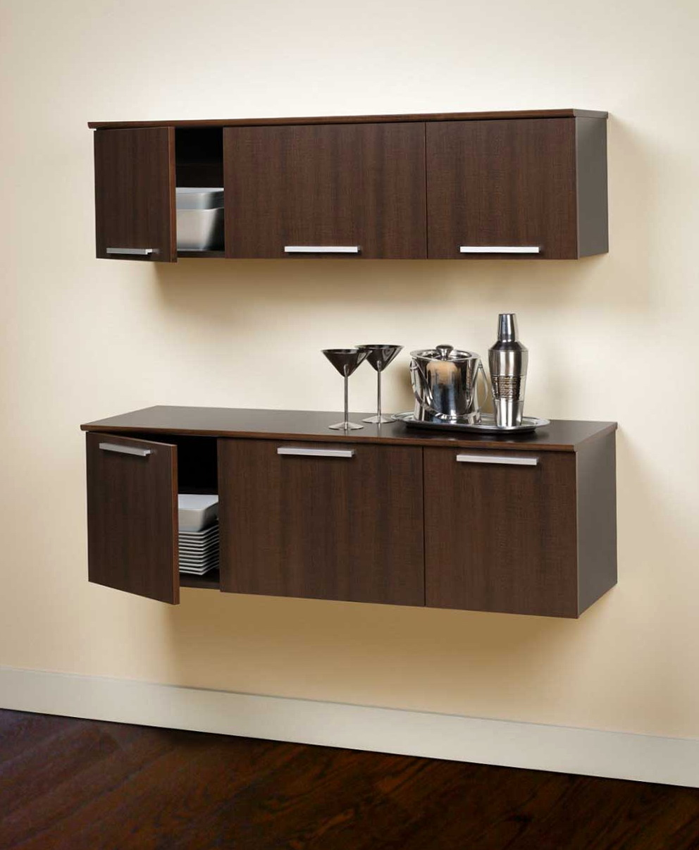 Wall Mounted Kitchen Cabinets Online India