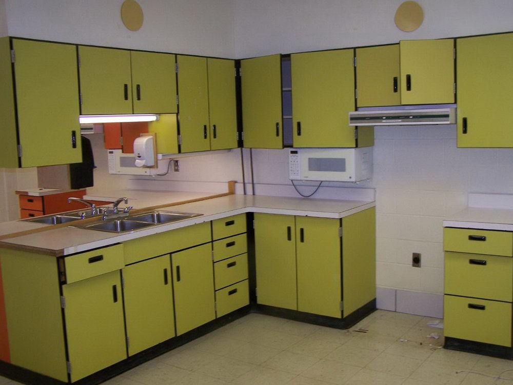 1960s Kitchen Cabinets For Sale