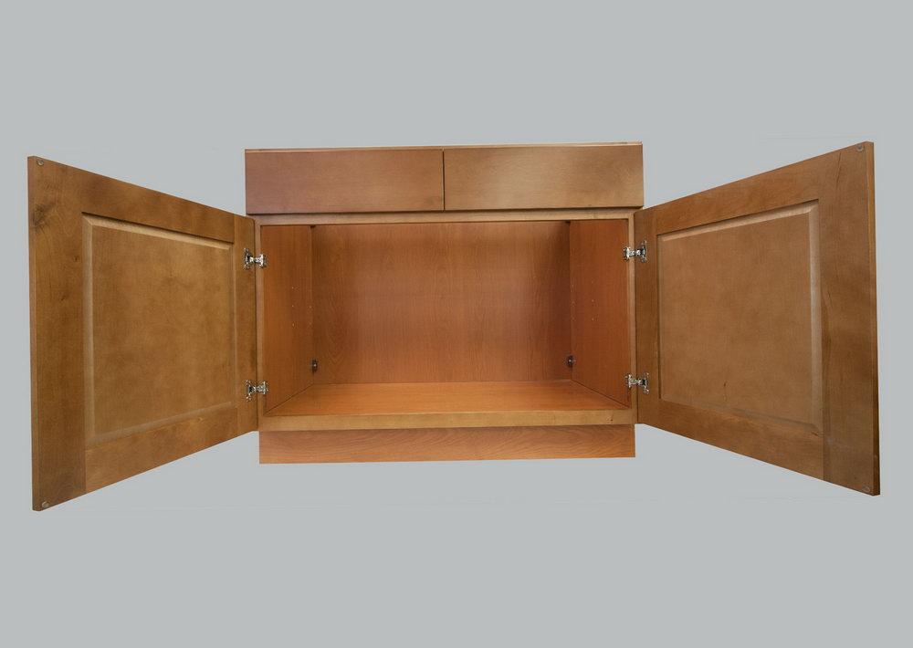 Base Kitchen Cabinet Height