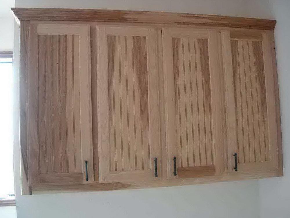 Beadboard Kitchen Cabinet Doors Diy