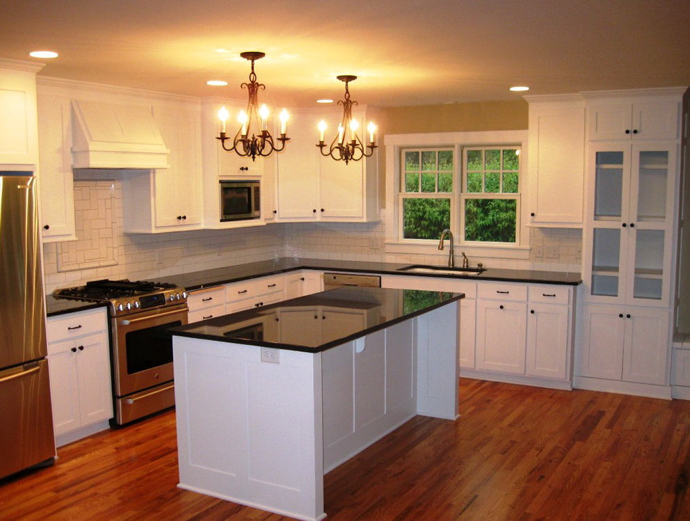 Before And After Pictures Of Painted Laminate Kitchen Cabinets