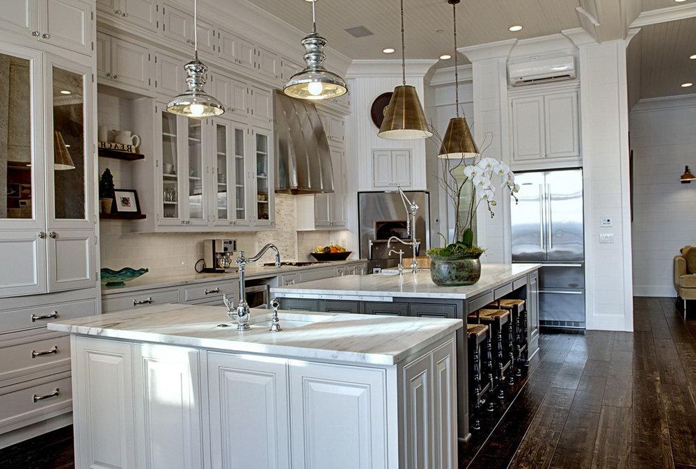 Benjamin Moore Gray Owl Kitchen Cabinets