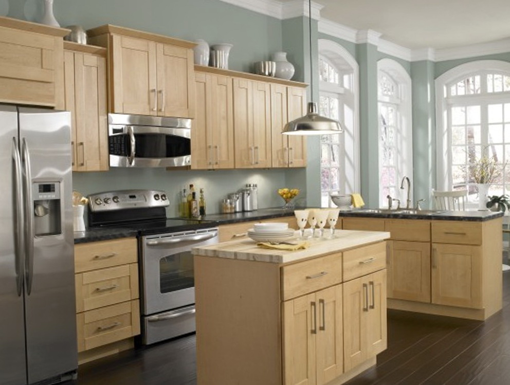 Best Paint Colors For Kitchen Cabinets 2017