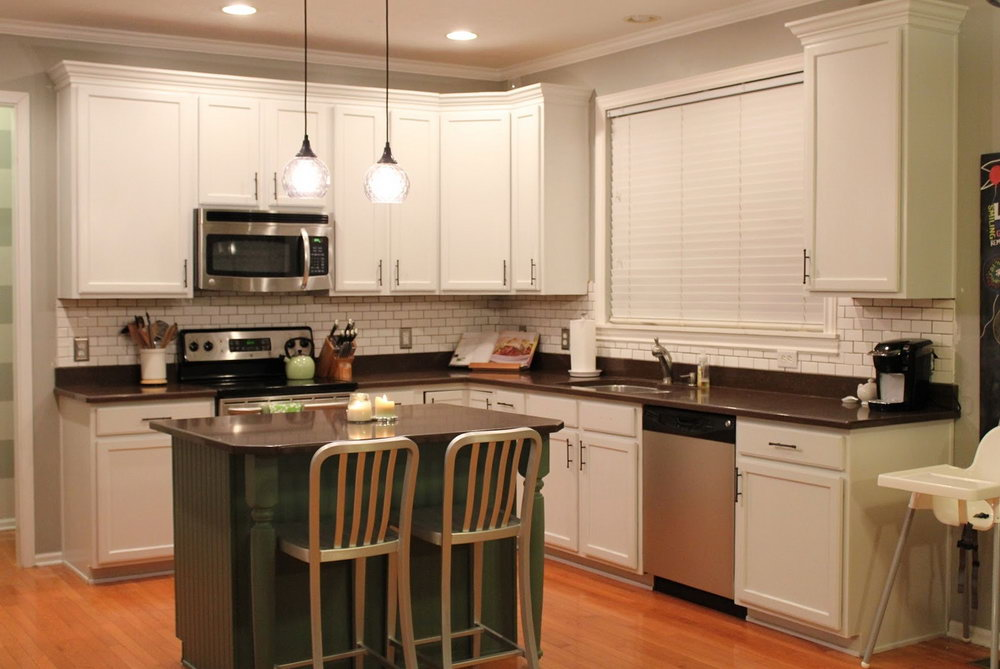 Best Paint To Paint Kitchen Cabinets White