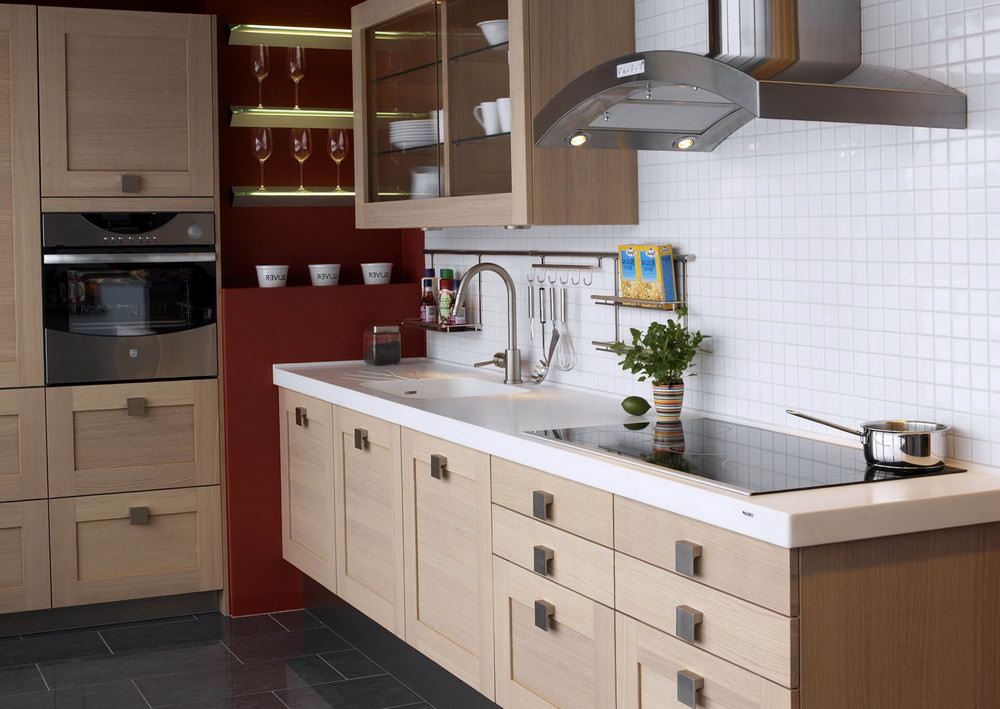Cabinet Designs For Small Kitchen