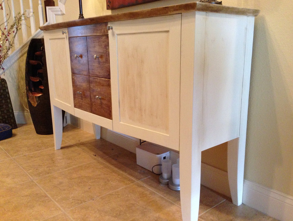 Can Kitchen Cabinets Be Painted With Chalk Paint