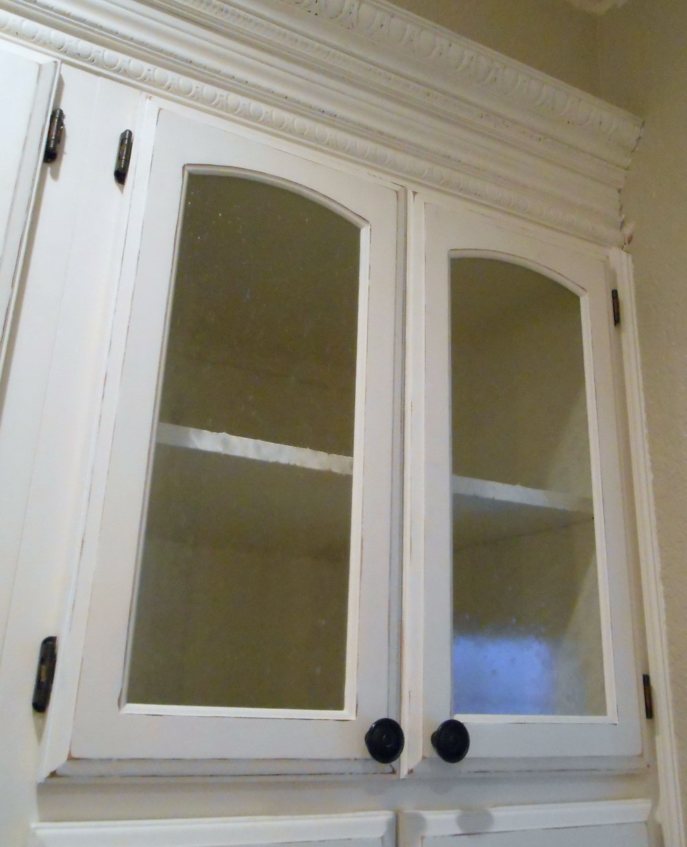 Change Kitchen Cabinet Doors To Glass