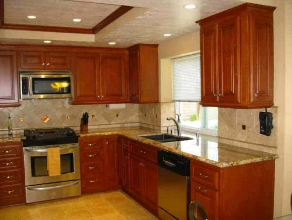 Choosing Kitchen Cabinets Color